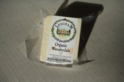 Leagram Organic Wensleydale