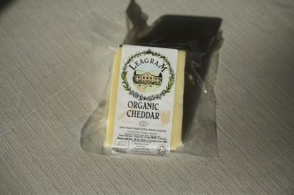 Leagram Organic Cheddar